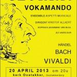 Affiche Vivaldiconcert